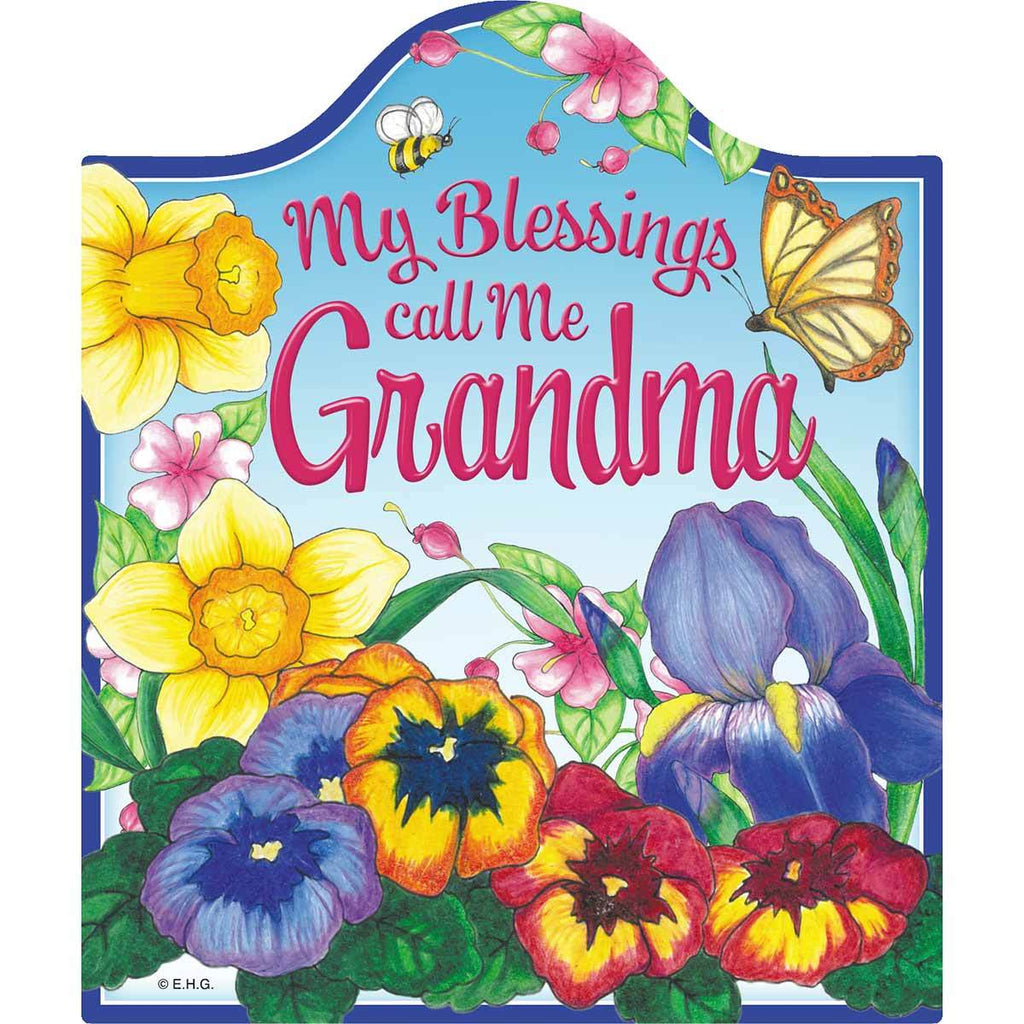 DT4011: CHEESEBOARD:BLESSINGS/GRANDMA