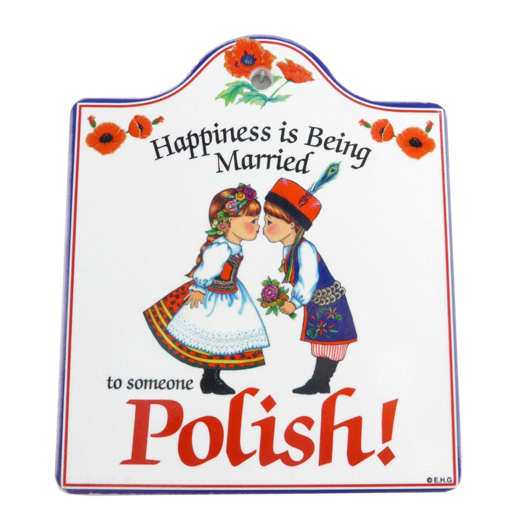 DT4887: CHEESEBOARD: MARRIED POLISH