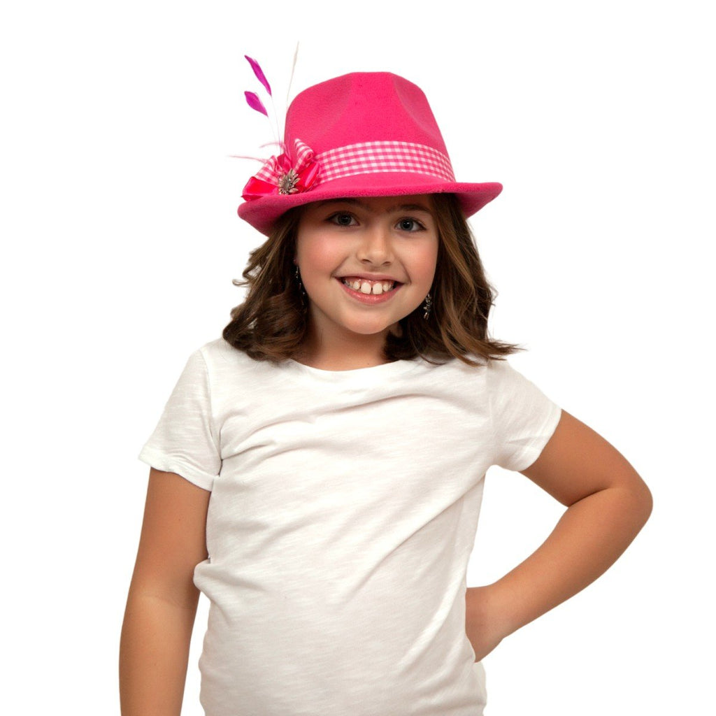 HAT: PINK/EDELWEISS
