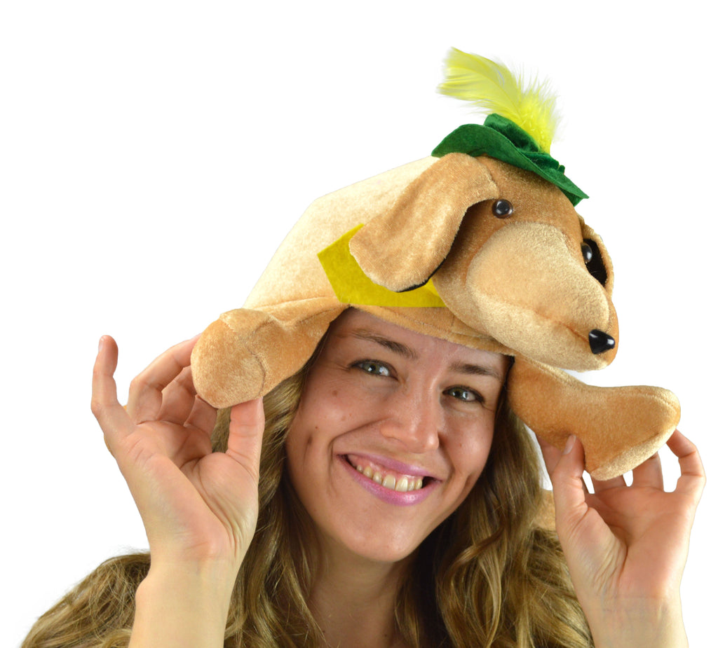 Dachshund Weiner Dog Oktoberfest Party Hat - German, Hats, Hats-Party, New Products, NP Upload, Top-GRMN-B, Under $10, Yr-2015