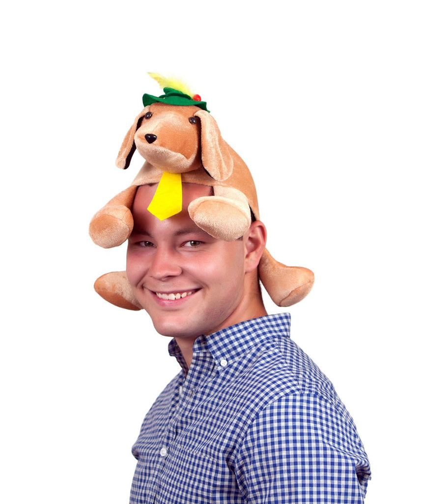 Dachshund Weiner Dog Oktoberfest Party Hat - German, Hats, Hats-Party, New Products, NP Upload, Top-GRMN-B, Under $10, Yr-2015 - 2