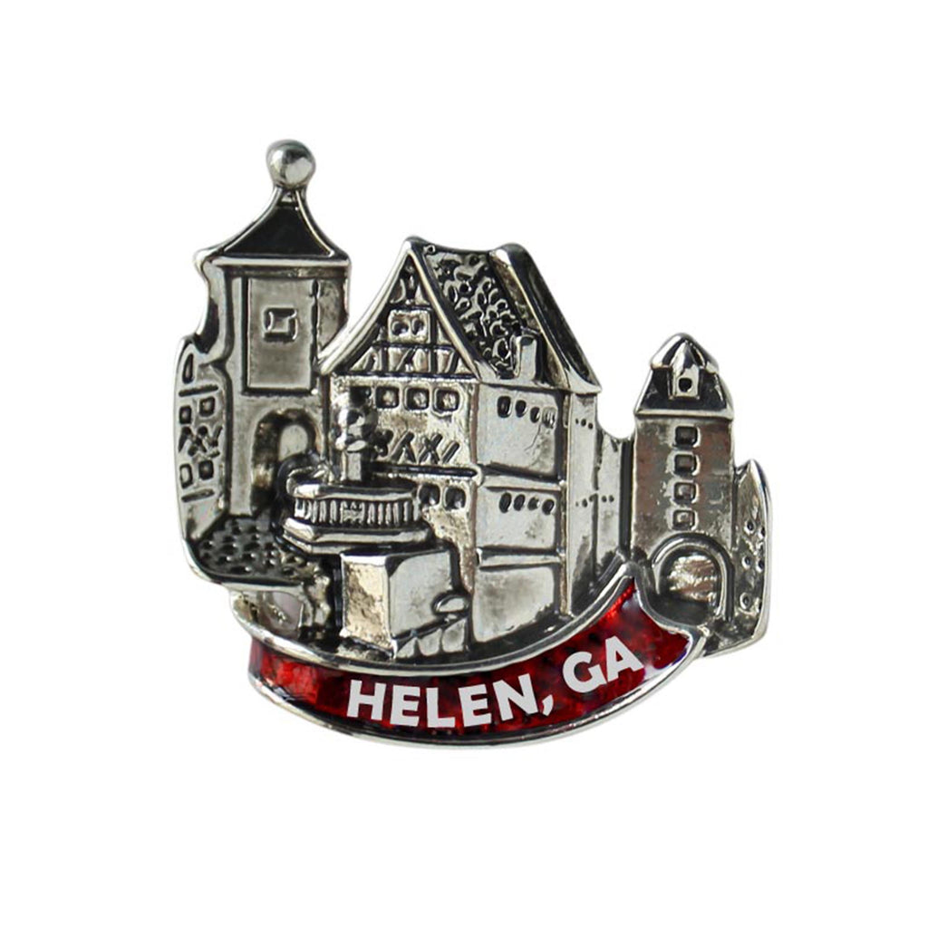 HP563H: HAT PIN: GERMAN VILLAGE/HELEN