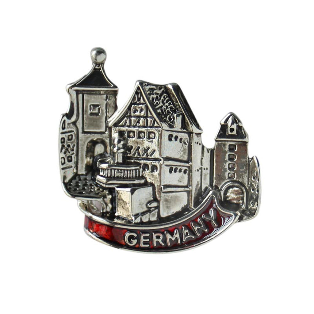 HAT PIN: GERMAN VILLAGE/GERMA