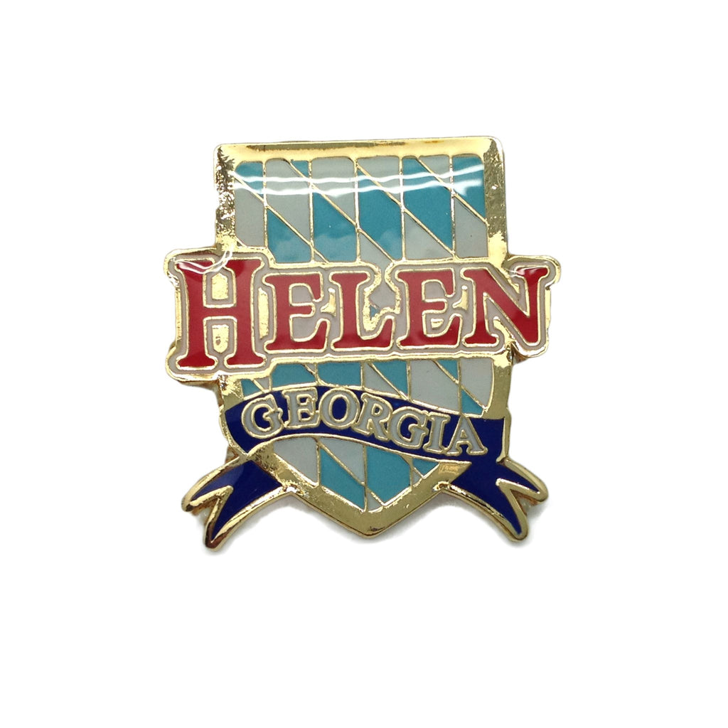 HP56: HAT PIN: HELEN GA SHEILD