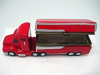 Semi Truck Jewelry Boxes - Collectibles, Figurines, General Gift, Hinge Boxes, Hinge Boxes-General, Home & Garden, Jewelry Holders, Kids, PS-Party Favors, Toys - 2