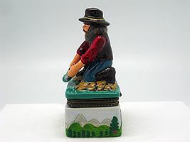 Western Prospector Treasure Boxes - Collectibles, Figurines, General Gift, Hinge Boxes, Hinge Boxes-Western, Home & Garden, Jewelry Holders, Kids, Toys, Western - 2 - 3 - 4 - 5