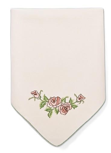 Burgundy Rose Napkin -1