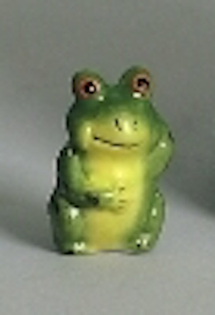 Little Frog Miniature Animals - Collectibles, Figurines, General Gift, Home & Garden, Miniatures, PS-Party Favors