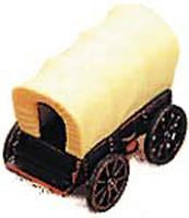 Pencil Sharpener: Covered Wagon - Collectibles, Decorations, General Gift, Pencil Sharpeners, PS-Party Favors, Toys, Western
