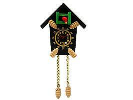 German Cuckoo Clock Kitchen Magnet - Collectibles, CT-520, German, Germany, Home & Garden, Kitchen Magnets, Magnets-German, Magnets-Refrigerator, PS-Party Favors, PS-Party Favors German, Top-GRMN-B