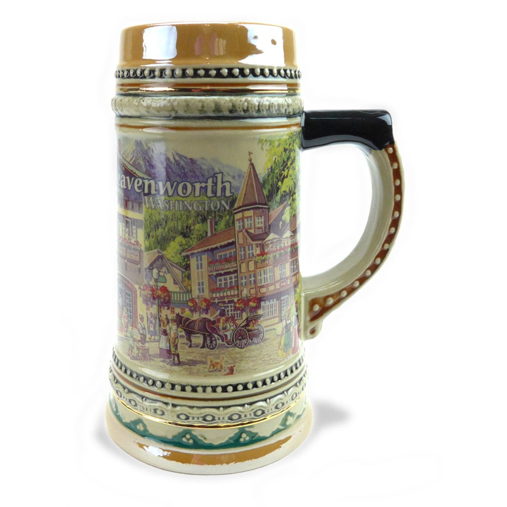 S384: STEIN: LEAVENWORTH SUMMER