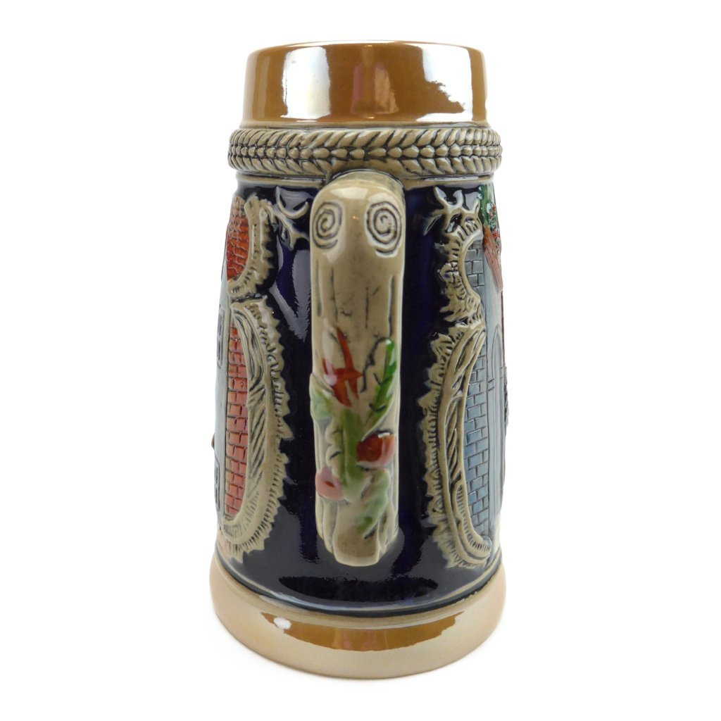 S4520: STEIN: GERMAN VILLAGE/.75L WI