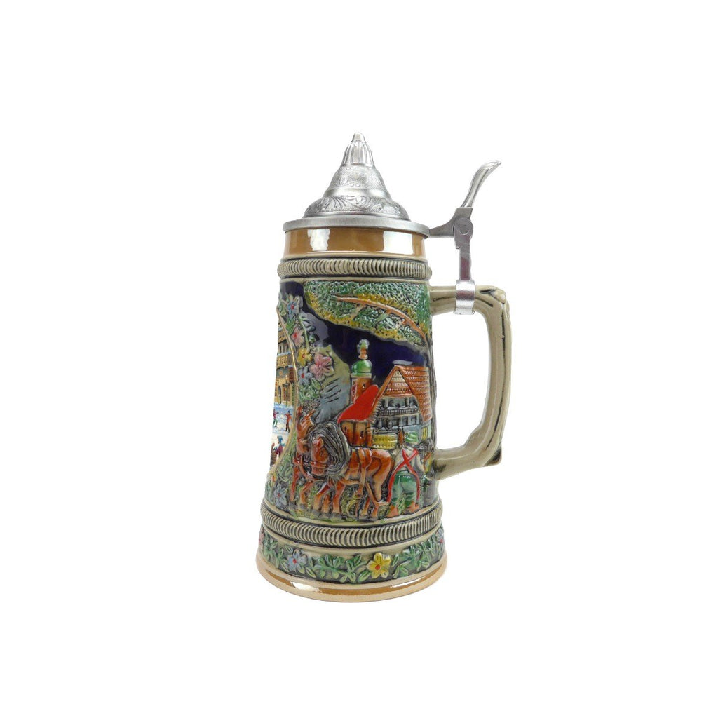 S4635: STEIN: GERMAN WINTER/.5L/LID