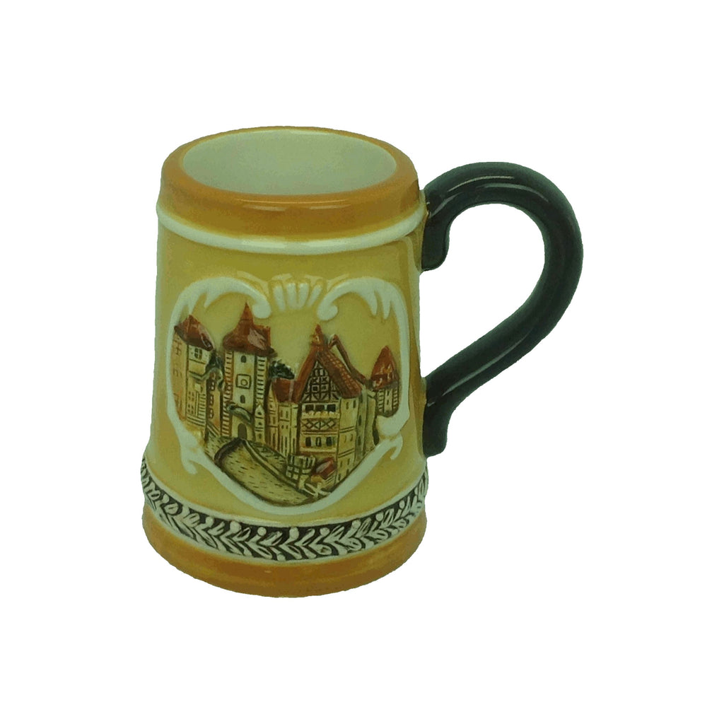S731F: SHOT: BEER STEIN/FRANKENMUTH