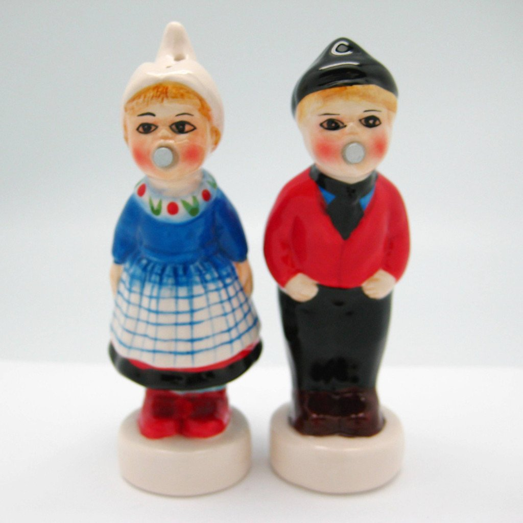 Collectible Magnetic Salt & Pepper Shakers Dutch - Collectibles, Decorations, Dutch, Home & Garden, Kitchen Decorations, Kitchen Magnets, Magnets-Refrigerator, PS-Party Favors, PS-Party Favors Dutch, S&P Sets, S&P Sets-Dutch, S&P Sets-Magnetic, Tableware, Top-DTCH-B - 2