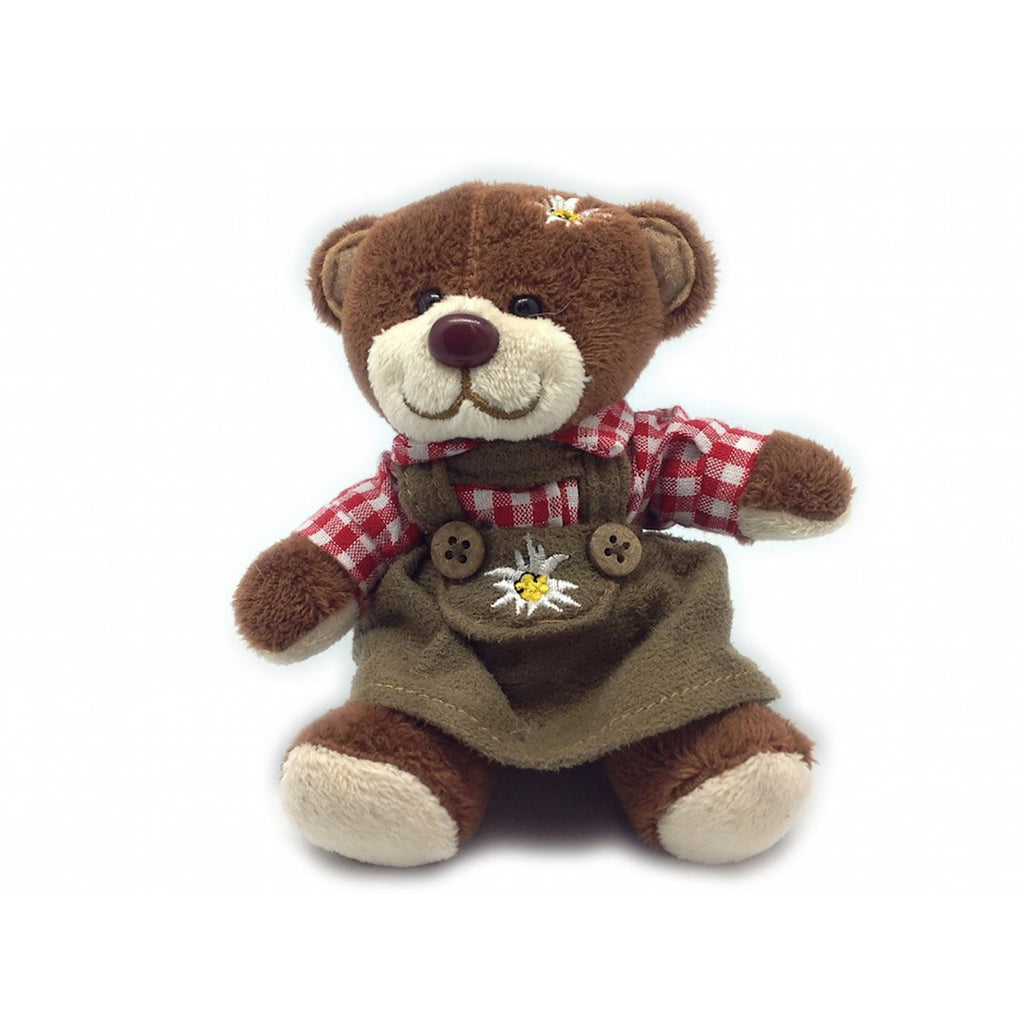 TEDDY BEAR: GERMAN GIRL RED