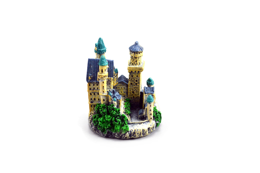 Castle Miniature 1.5 inches - Castle, German, Miniatures, New Products, NP Upload, PS- Oktoberfest Party Favors, PS-Party Favors German, Top-GRMN-B, Under $10, Yr-2016