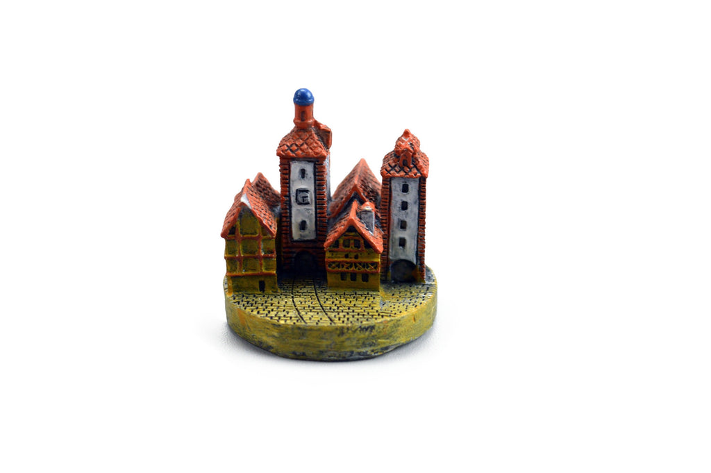 Euro Village Miniature 1.5 inches - Euro Village, German, Miniatures, New Products, NP Upload, PS- Oktoberfest Party Favors, PS-Party Favors German, Top-GRMN-B, Under $10, Yr-2016 - 2
