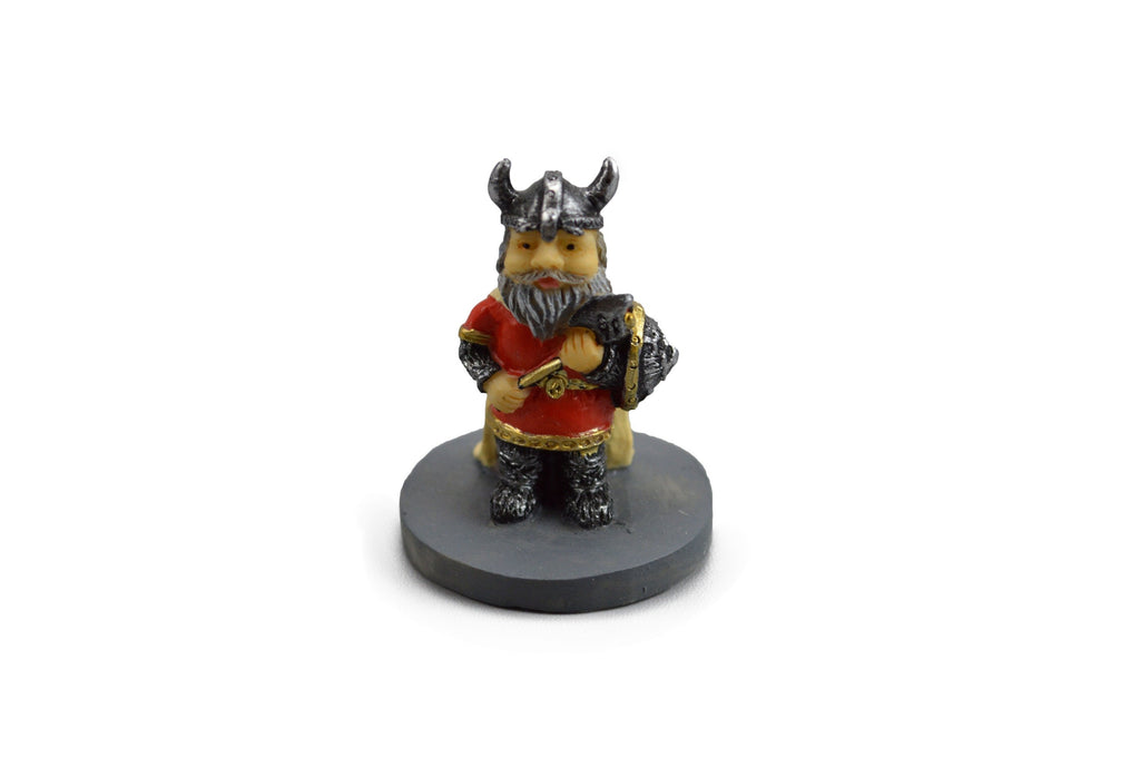Viking Miniature 1.5 inches - Miniatures, New Products, Norwegian, NP Upload, Scandinavian, Top-NRWY-B, Under $10, Viking, Yr-2016