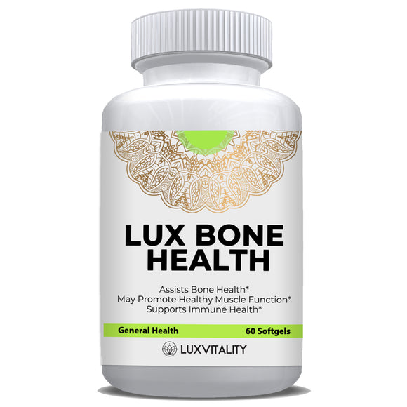 Lux Bone Health with Vitamin D3