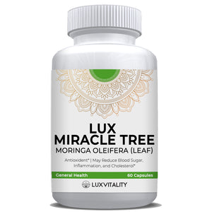 "Lux ""Miracle Tree"" / Moringa Oleifera (Leaf)"