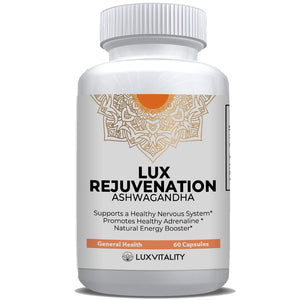 Lux Rejuvenation with Ashwagandha