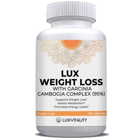 Lux Weight Loss with Garcinia Cambogia Complex (95%)