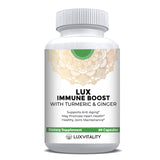 Lux Immune Boost with Turmeric & Ginger