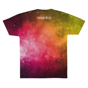 MagickUp Galaxy Tee with Logo