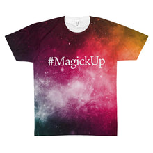 MagickUp Galaxy Unisex AOP Sublimation Tee