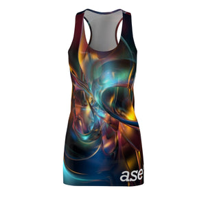 Ase Women's Cut & Sew Racerback Dress