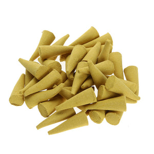 40 Grains Natural Sandalwood Green Tea Fragrant Incense