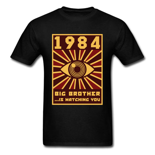 1984 Big Brother Mens T-shirt