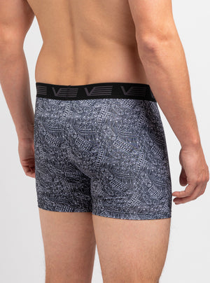 Boxer briefs with native motif