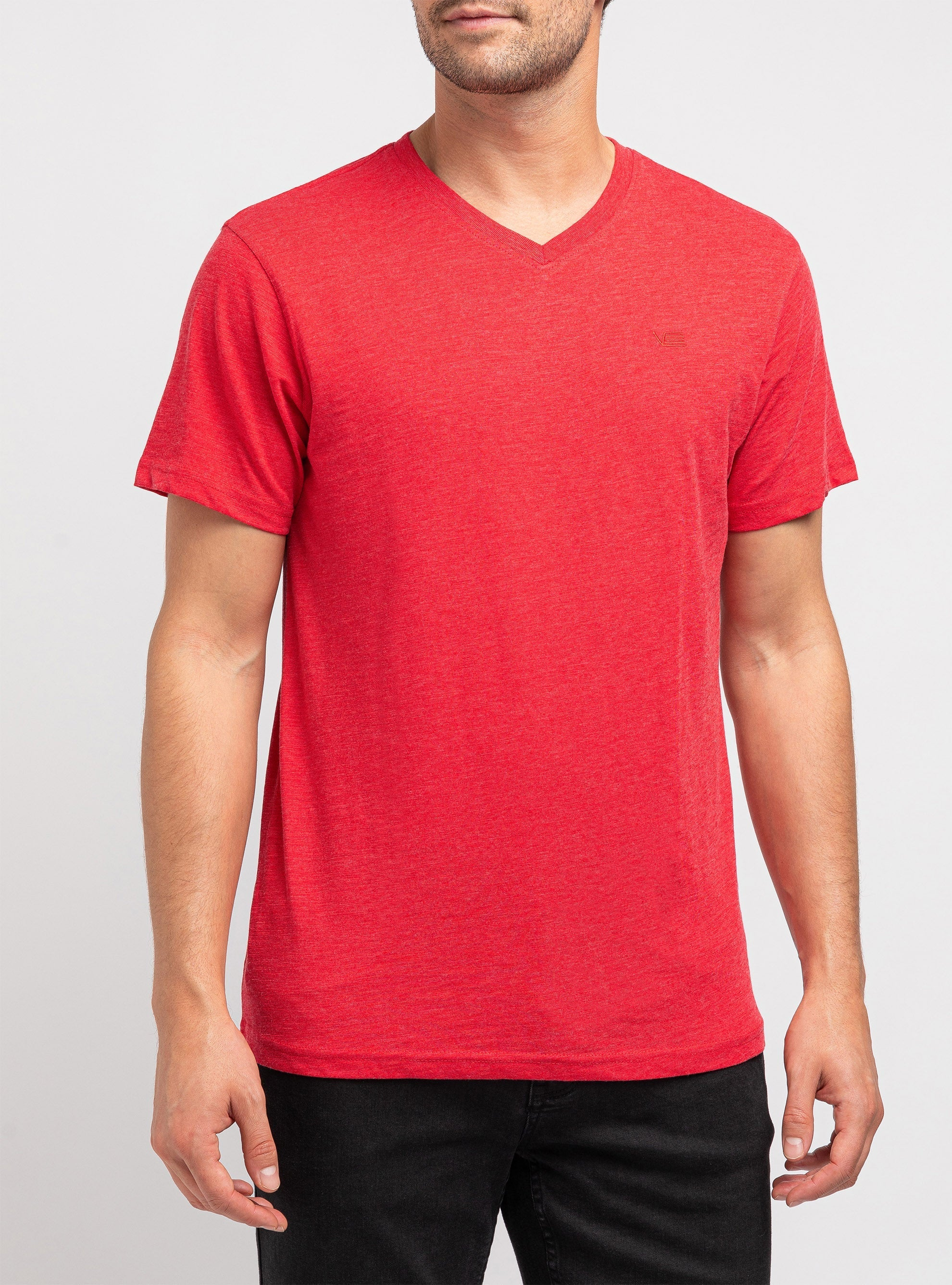 Red essential t-shirt