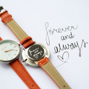 Personalised Watches UK