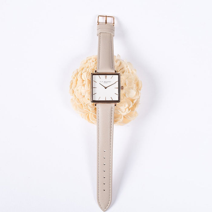 Own Handwriting Elie Beaumont of London Bayswater Stone Ladies Watch