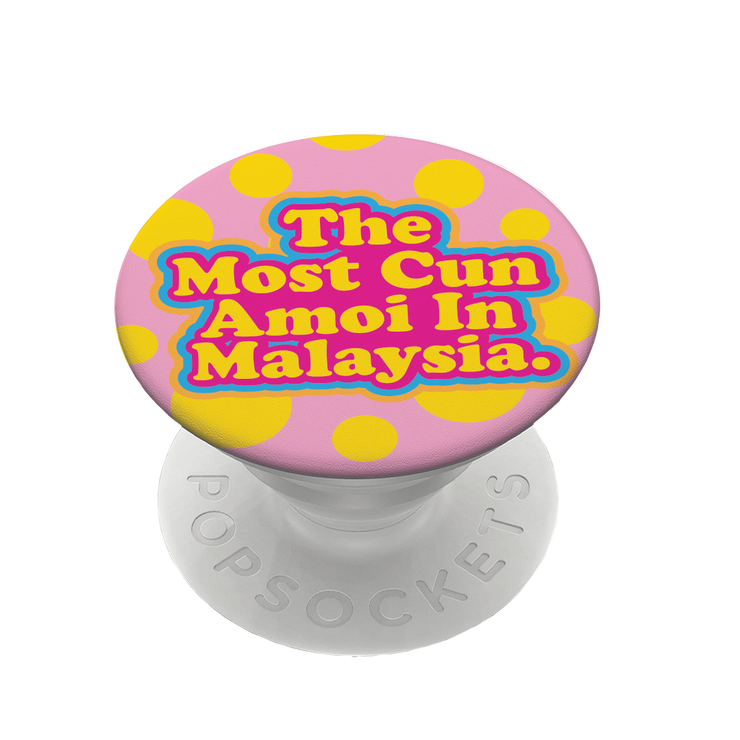 APOM x POPSOCKETS - The Most Cun Amoi