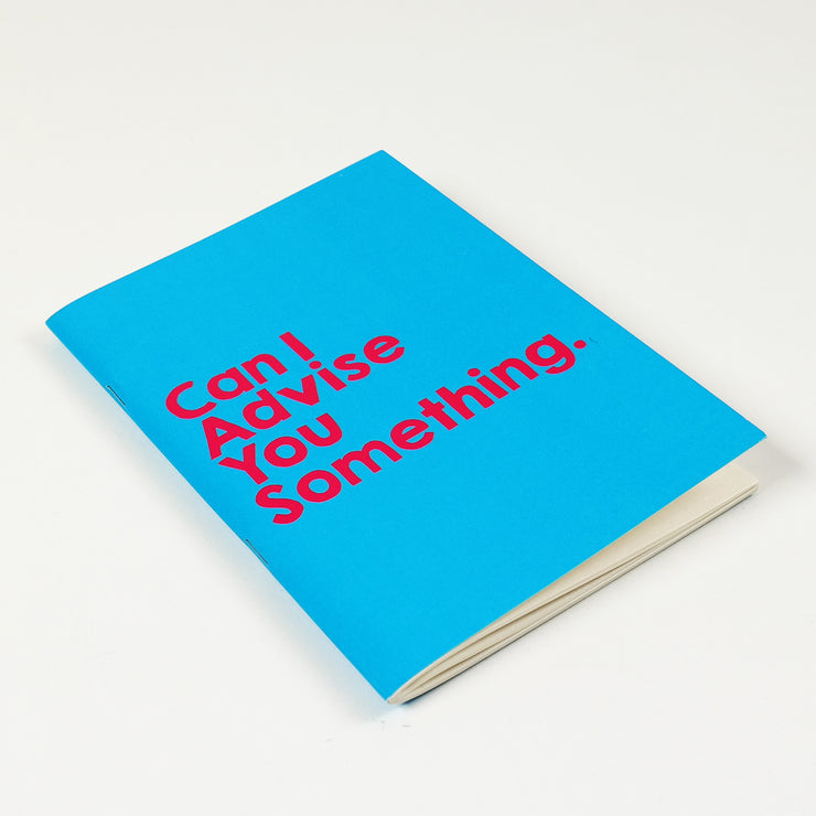 APOM Premio Collab - Can I Advice You Something - Notebook
