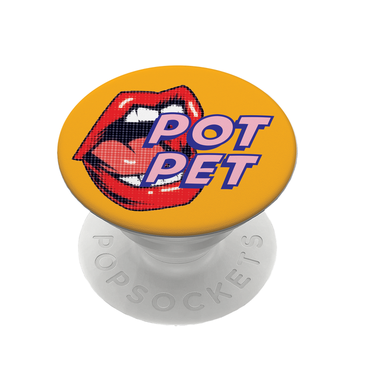 APOM x POPSOCKETS - Pot Pet