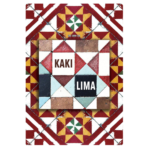 Games - Kaki Lima Card Game