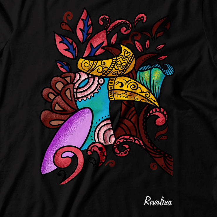 Dreamr - Hornbill by Revalina - Black