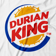 Kids - T-Shirt - Durian King - White