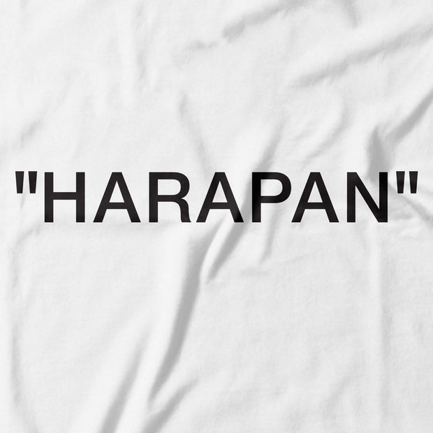 Adult - T-Shirt - Harapan Quote - White