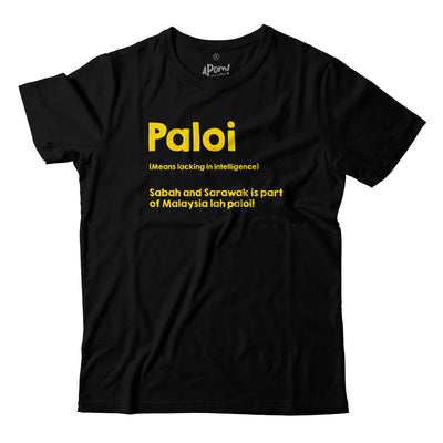 Adult - T-Shirt - Paloi - Black