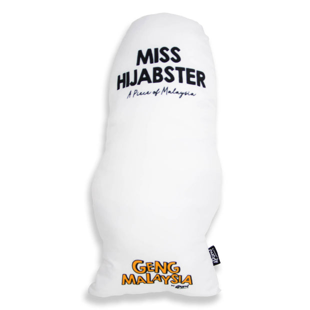 Cushion - Little Miss Hijabster