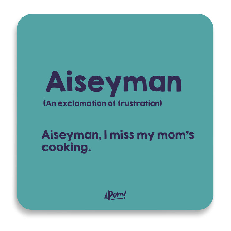 Aiseyman Drink Coaster
