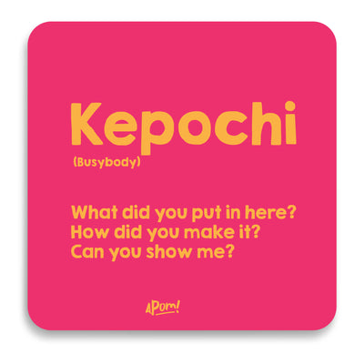 Kepochi Drink Coaster