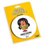 Miss Datin Drink Coaster