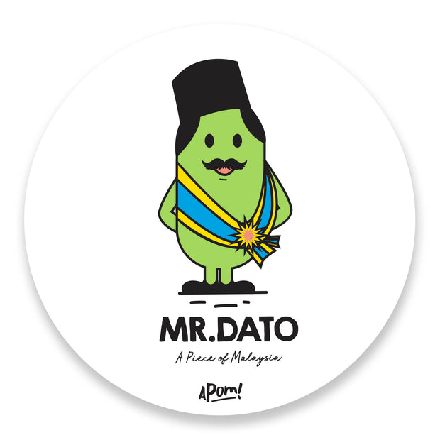 Mister Dato Drink Coaster